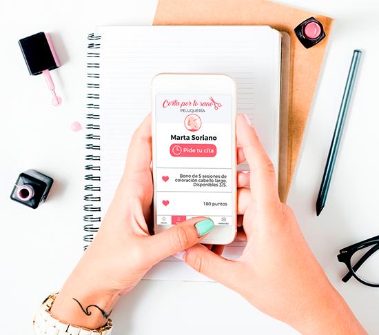 App personalizado com sua marca