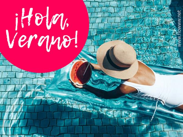 ¡Hola Verano! RRSS