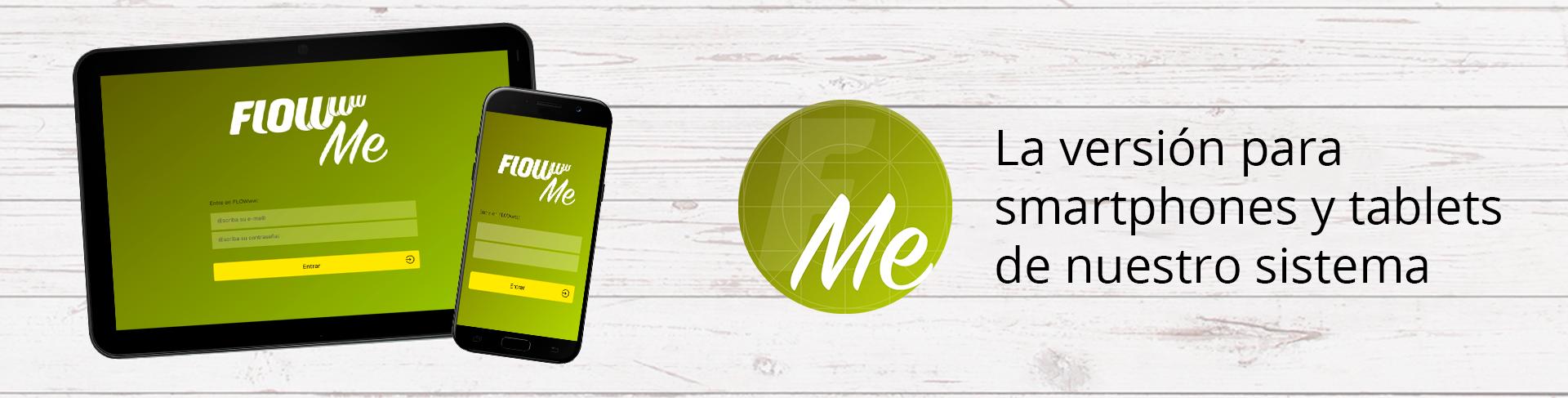 FLOWww me, App de gestión para estética y belleza