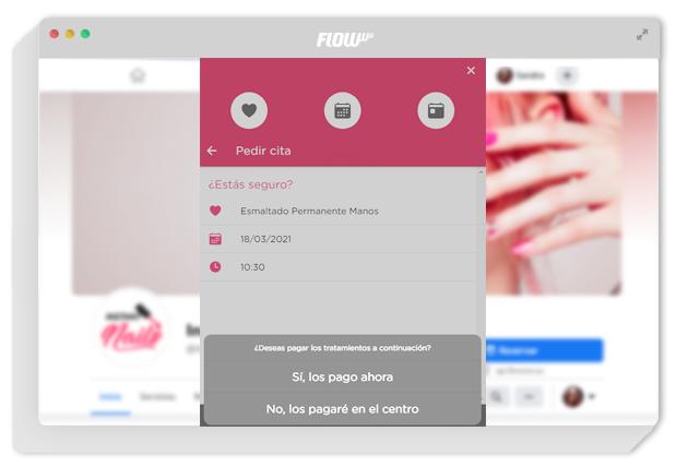 Área de clientes: Portal de reservas y ventas online