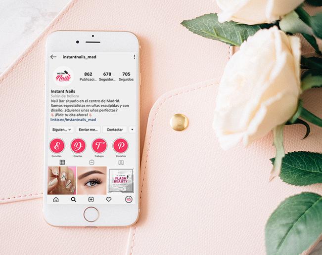 agendamento online instagram - software de gestión y marketing para clínicas de estética y belleza - gestión para clínicas