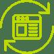 Atualizações e melhorias automáticas