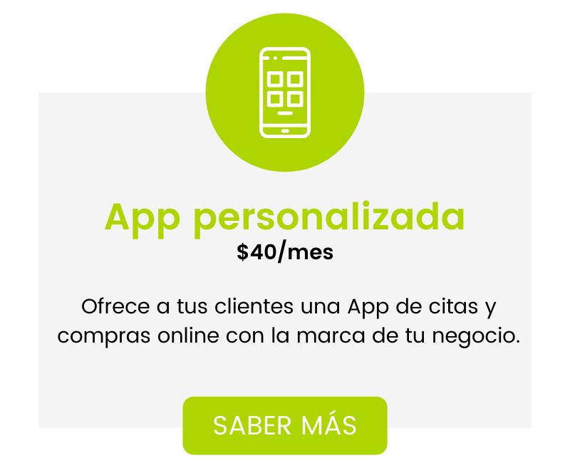 App personalizada