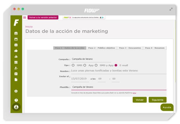 software de gestión y marketing para clínicas de estética y belleza- gestión para clínicas - flowww