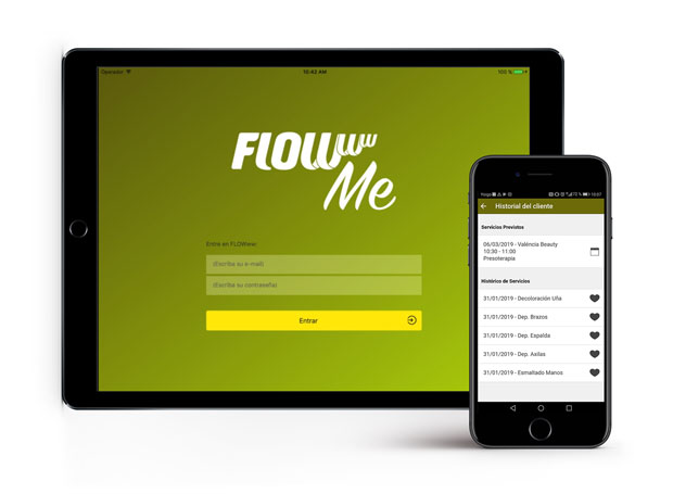 software de gestión para clínicas de estética y belleza - gestión para clínicas - app de gestión