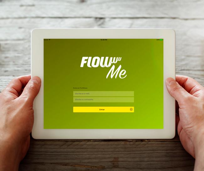 App de gestión FLOWww Me para centros de bienestar_FLOWww