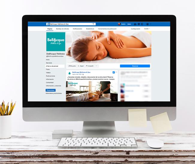 Cita online desde tu Facebook y página web con FLOWww