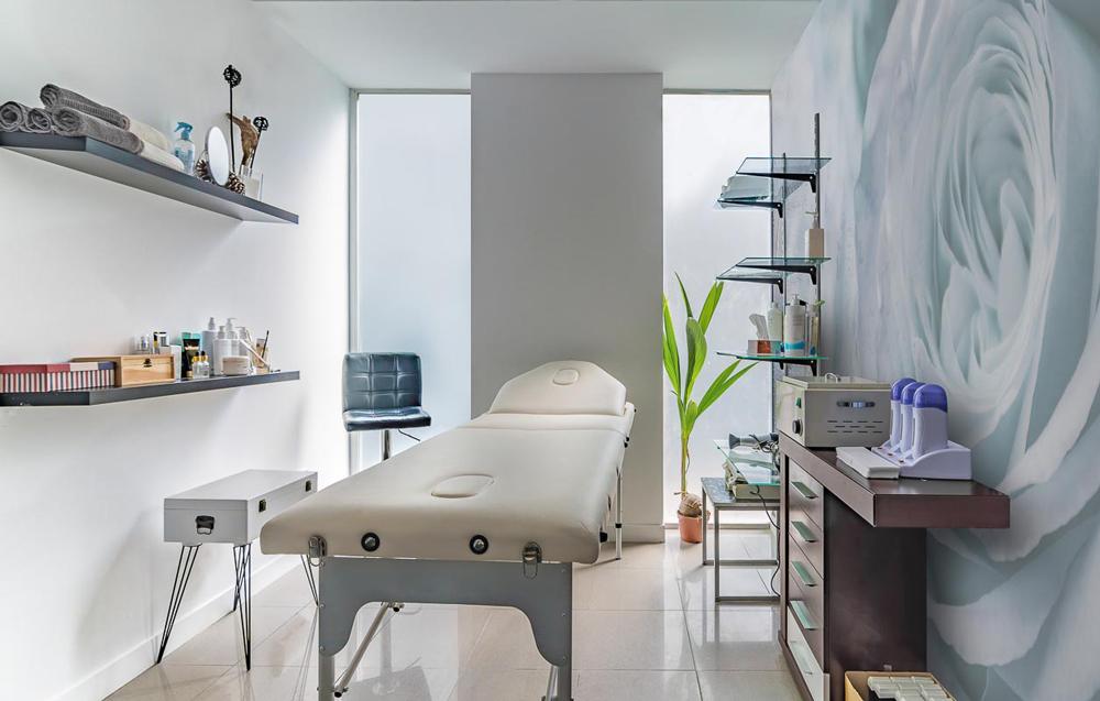 Mobiliario Cabina Estetica : Atractivo muebles de cabina de salón país foto muebles para
