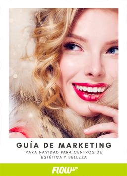 Guía de marketing para Navidad para centros de estética y belleza