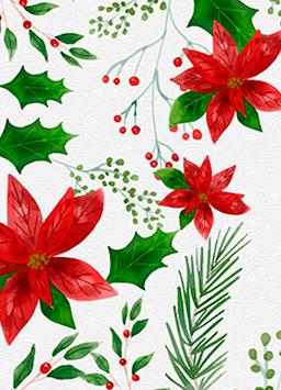 Pack de tarjetas editables para tu campaña de Navidad