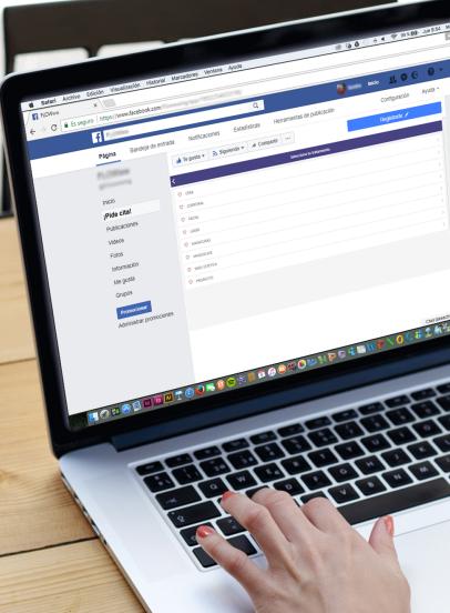 Manual para integración de citas online en Facebook, web y landing page